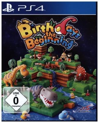 Birthdays, The Beginning, 1 PS4-Blu-ray Disc | Dodax.es