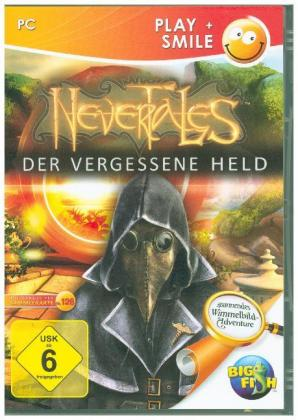 Nevertales, Der vergessene Held, 1 CD-ROM | Dodax.at