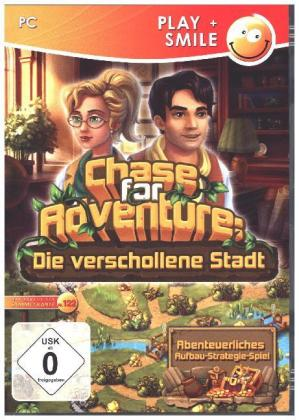 Chase for Adventure, Die verschollene Stadt, CD-ROM | Dodax.fr