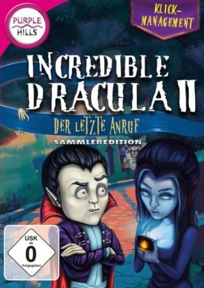 Incredible Dracula II, Der letzte Anruf , 1 CD-ROM (Sammleredition) | Dodax.co.jp