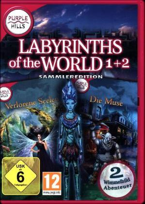 Labyrinths of the World 1+2, 1 DVD-ROM (Sammleredition) | Dodax.com