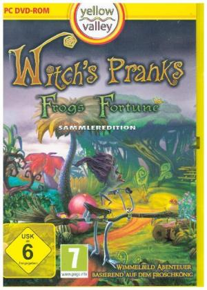 Witch's Pranks, Frog's Fortune, 1 DVD-ROM (Sammleredition) | Dodax.co.jp