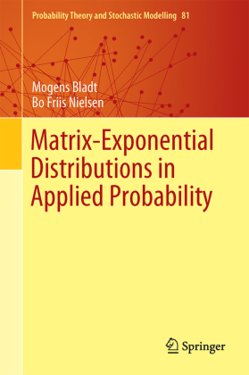 Matrix-Exponential Distributions in Applied Probability | Dodax.ch