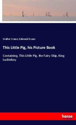 This Little Pig, his Picture Book | Dodax.ch