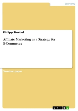 Affiliate Marketing as a Strategy for E-Commerce   Dodax.co.uk
