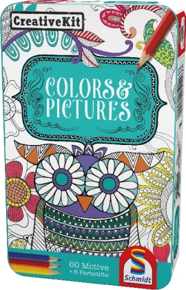 Creative Kit, Colors & Pictures | Dodax.ca