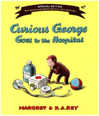 Curious George Goes to the Hospital (Special Edition) | Dodax.co.uk