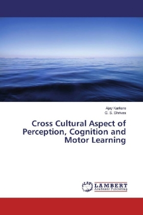 Cross Cultural Aspect of Perception, Cognition and Motor Learning | Dodax.pl