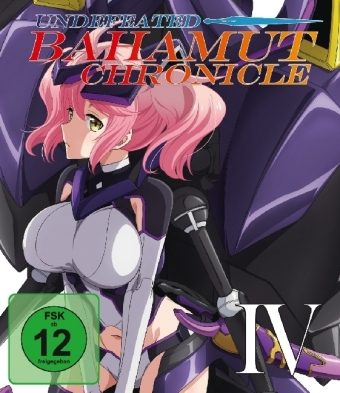 Undefeated Bahamut Chronicles. Tl.4, 1 Blu-ray | Dodax.it