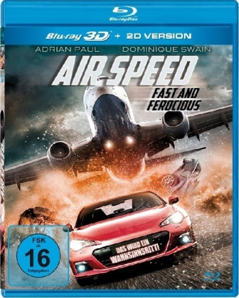 Air Speed, 1 Blu-ray | Dodax.es