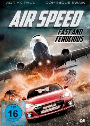 Air Speed, 1 DVD | Dodax.es