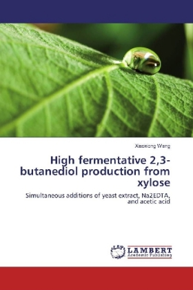 High fermentative 2,3-butanediol production from xylose | Dodax.pl