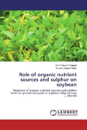Role of organic nutrient sources and sulphur on soybean | Dodax.pl