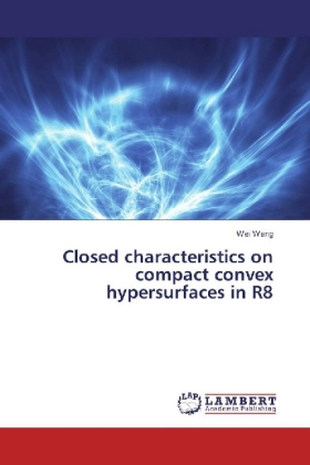 Closed characteristics on compact convex hypersurfaces in R8 | Dodax.ch