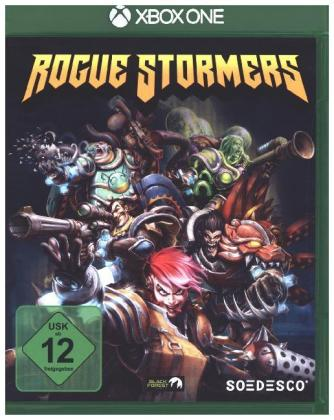 Rogue Stormers, 1 XBox One-Blu-ray Disc   Dodax.co.uk
