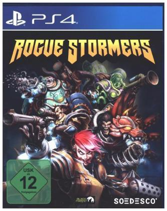 Rogue Stormers, 1 PS4 Blu-ray Disc | Dodax.it