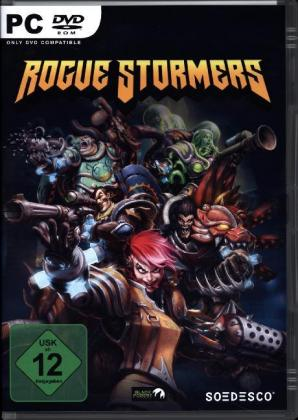 Rogue Stormers, 1 DVD-ROM | Dodax.pl