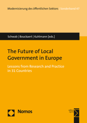 The Future of Local Government in Europe | Dodax.at