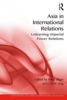 Asia in International Relations | Dodax.nl