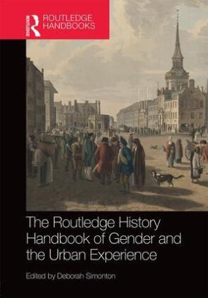 The Routledge History Handbook of Gender and the Urban Experience | Dodax.pl