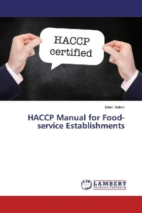 HACCP Manual for Food-service Establishments | Dodax.pl