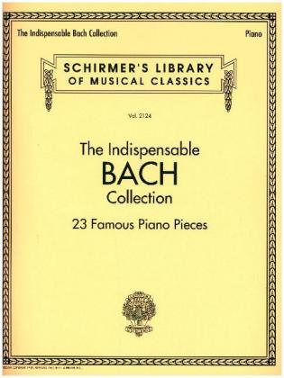 The Indispensable Bach Collection | Dodax.co.jp
