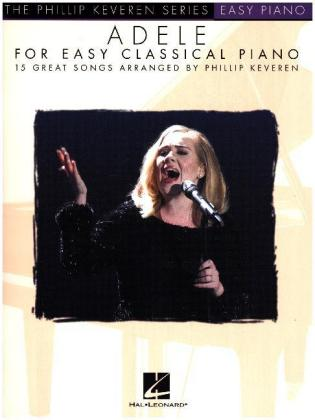 The Phillip Keveren Series: Adele For Easy Classical Piano   Dodax.nl