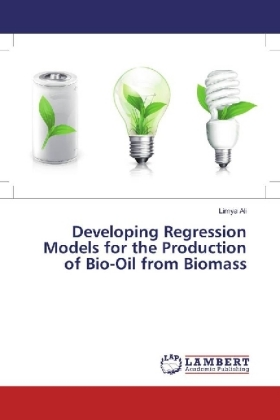 Developing Regression Models for the Production of Bio-Oil from Biomass | Dodax.at