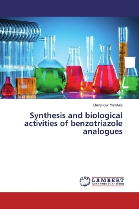 Synthesis and biological activities of benzotriazole analogues   Dodax.pl