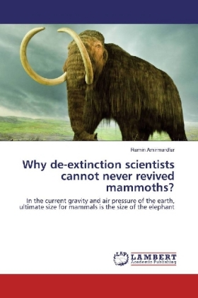 Why de-extinction scientists cannot never revived mammoths? | Dodax.pl