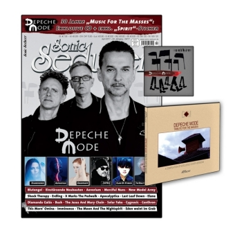Titelstory Depeche Mode, m. Audio-CD | Dodax.pl