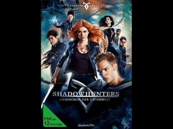 Shadowhunters. Staffel.1, 4 DVDs | Dodax.at