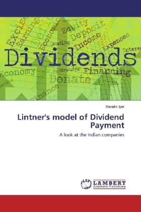 Lintner's model of Dividend Payment | Dodax.at