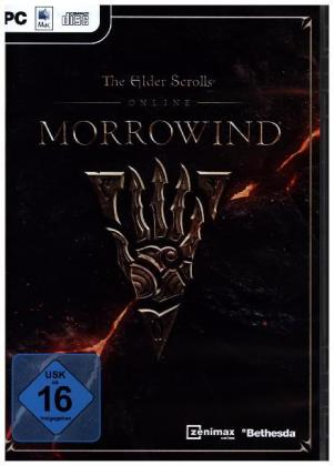The Elder Scrolls Online, Morrowind, 1 CD-ROM | Dodax.nl