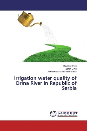 Irrigation water quality of Drina River in Republic of Serbia | Dodax.com