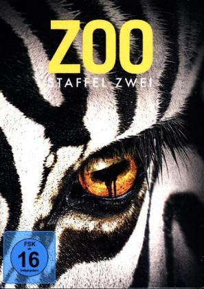 Zoo. Staffel.2, 4 DVD | Dodax.fr