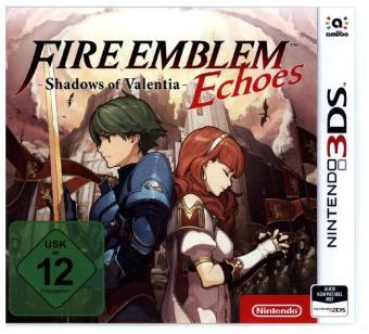 Fire Emblem Echoes, Shadows of Valentia, 1 Nintendo 3DS-Spiel | Dodax.at