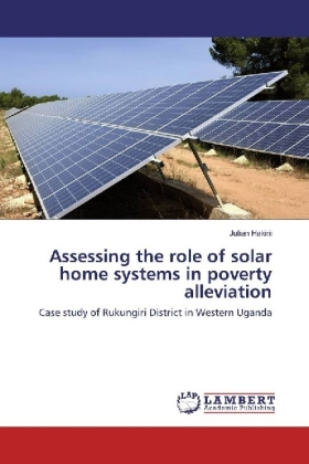 Assessing the role of solar home systems in poverty alleviation | Dodax.ch