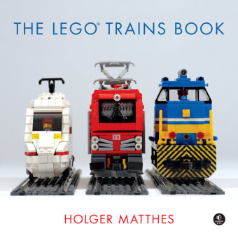 The LEGO Trains Book | Dodax.de