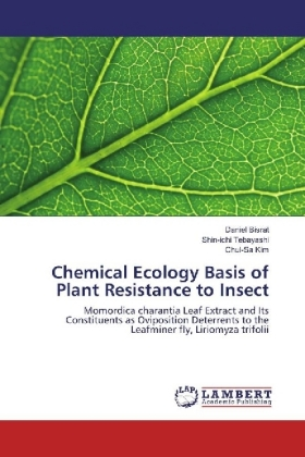 Chemical Ecology Basis of Plant Resistance to Insect   Dodax.pl