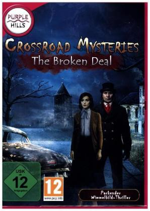 Crossroad Mysteries, The Broken Deal, 1 CD-ROM | Dodax.fr