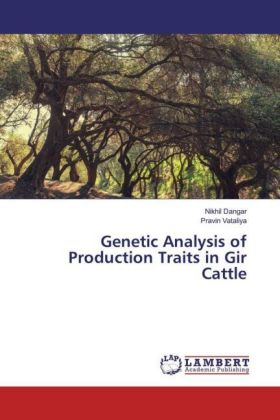 Genetic Analysis of Production Traits in Gir Cattle | Dodax.de