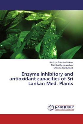 Enzyme inhibitory and antioxidant capacities of Sri Lankan Med. Plants | Dodax.pl