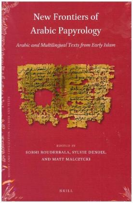 New Frontiers of Arabic Papyrology   Dodax.at