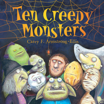 Ten Creepy Monsters | Dodax.ch