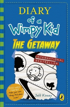 Diary of a Wimpy Kid - The Getaway | Dodax.com