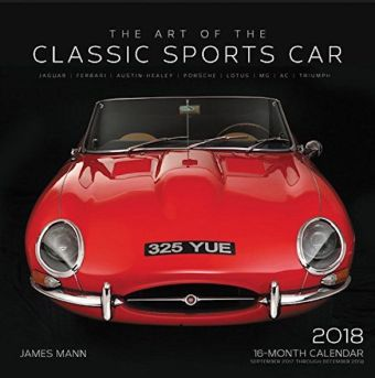 Art of the Classic Sports Car 2018 | Dodax.ch