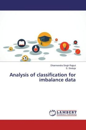 Analysis of classification for imbalance data | Dodax.de