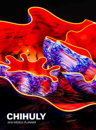 Chihuly Weekly Planner 2018 | Dodax.fr