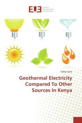 Geothermal Electricity Compared To Other Sources In Kenya | Dodax.ch